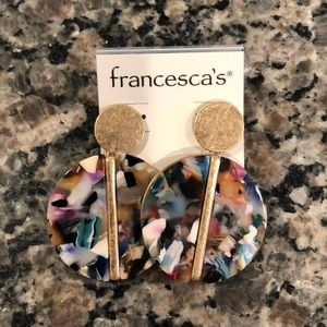 NWT Statement Earrings